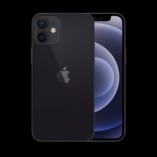 Apple - iPhone 12 mini 64GB SIMフリー  ブラック 新品未使用