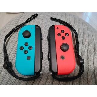 Nintendo Switch - ◆安売◆ Switch ジョイコン ブルー レッド Joy-Con