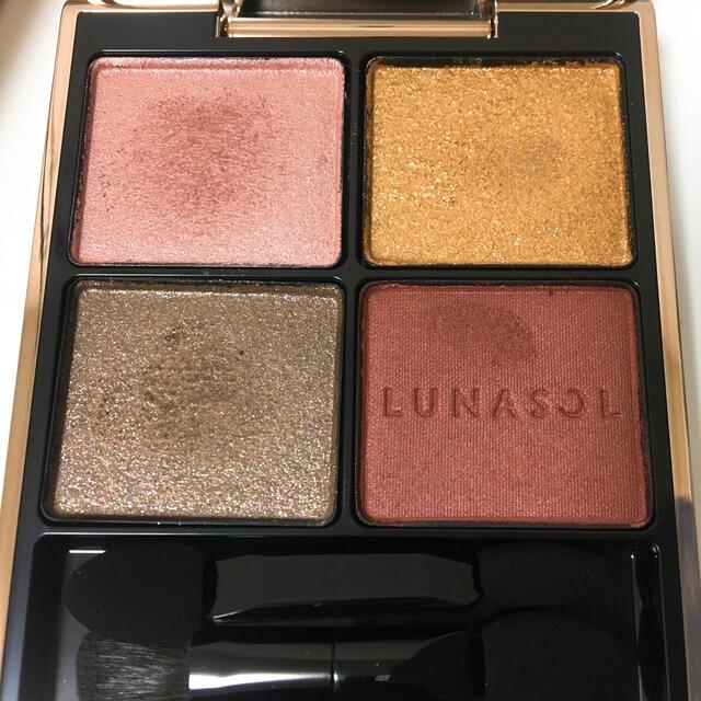 LUNASOL(ルナソル)のルナソル  アイカラーレーション ex08 コスメ/美容のベースメイク/化粧品(アイシャドウ)の商品写真