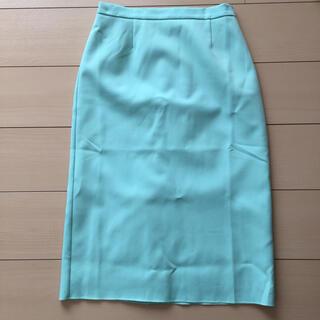 ミントカラー バースデーバッシュ スカート
