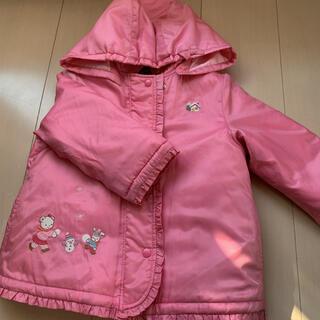 familiar - familiar 3wayコート ピンク ジャッケット 上着