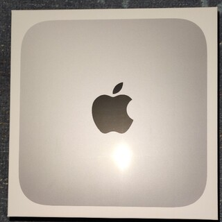 Mac (Apple) - 最新 Apple Mac mini Apple M1 Chip 512GB
