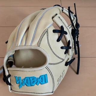 MIZUNO - yabai 硬式 軟式 兼用 グローブ 内野手用
