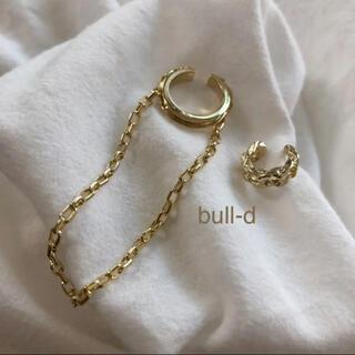 Ear cuff#887・gold