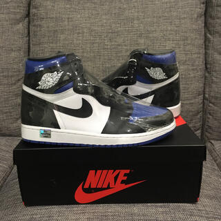 "ナイキ(NIKE)の JORDAN 1 RETRO HIGH OG ""ROYAL TOE(スニーカー)"