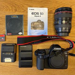 Canon - Canon EOS 5D MARK2と EF LENS 24-105mm