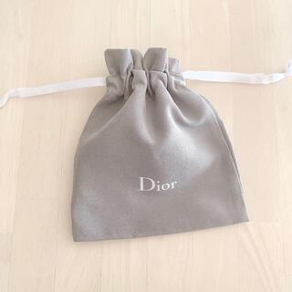 Dior - Dior 巾着 袋 ポーチ