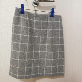ナチュラルビューティーベーシック(NATURAL BEAUTY BASIC)のnatural beauty basicスカート(ひざ丈スカート)