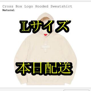 シュプリーム(Supreme)のcbc様専supreme Cross Box Logo Hooded (パーカー)