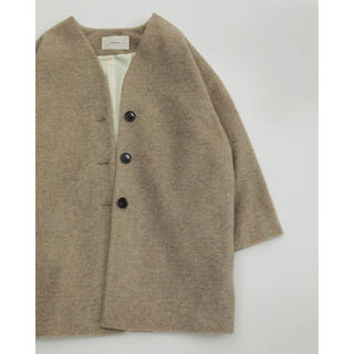 TODAYFUL - TODAYFUL  Wool Cocoon Coat