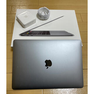 Apple - 2019 mid MacBook Pro グレー 8GB 128GB