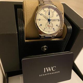 インターナショナルウォッチカンパニー(IWC)のIWCヨットクラブクロノグラフ(腕時計(アナログ))