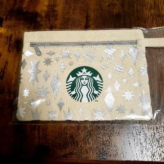Starbucks Coffee - スタバ 限定 ポーチ ホリデー