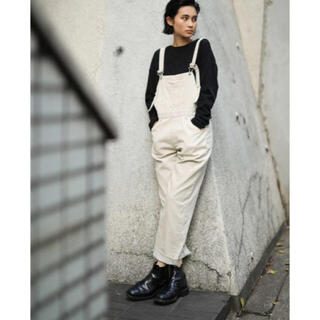 BEAUTY&YOUTH UNITED ARROWS - CORDUROY OVERALL/コーデュロイオーバーオール