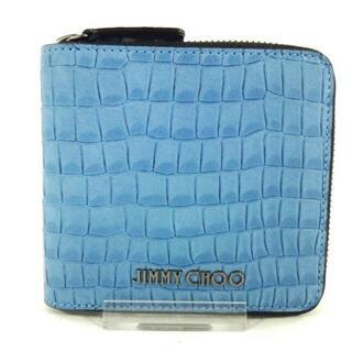 JIMMY CHOO - ジミーチュウ 2つ折り財布美品  ローレンス