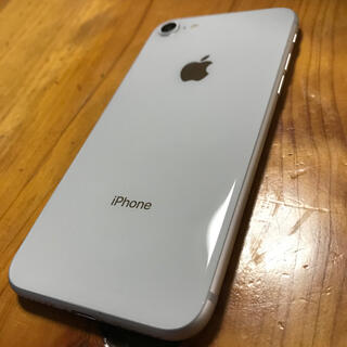 iPhone - iPhone8 64GB シルバー 本体