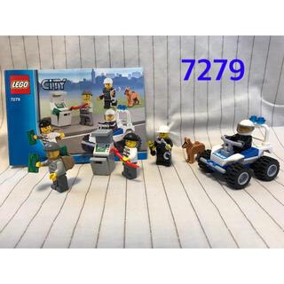 Lego - LEGO CITY レゴ シティ 7279 ■ポリス4WDバギー