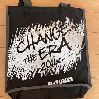 Johnny's - SixTONES CHANGE The ERA -201ix- ツアーバッグ