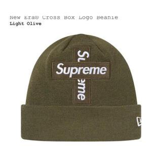 シュプリーム(Supreme)のsupreme ビーニー シュプリーム box logo (ニット帽/ビーニー)
