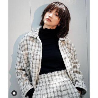 FRAY I.D - COEL完売ツイードジャケット米倉涼子ヨンア