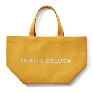 DEAN & DELUCA - 【新品未使用品】ディーン&デルーカ チャリティートートバッグSキャラメルイエロー