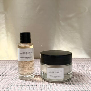 Dior - 【新品未使用】Dior メゾンディオール アンブルニュイ 香水& ボディクリーム