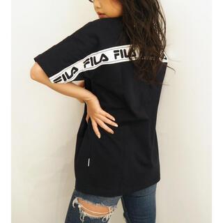 GYDA - GYDA 半袖Tシャツ【FILAコラボ】