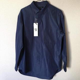 UNIQLO - UNIQLO  +J スーピマコットンオーバーサイズシャツ