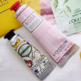 L'OCCITANE - ロクシタン おまけ付き ローズ アーモンド新品未使用 ハンドクリーム
