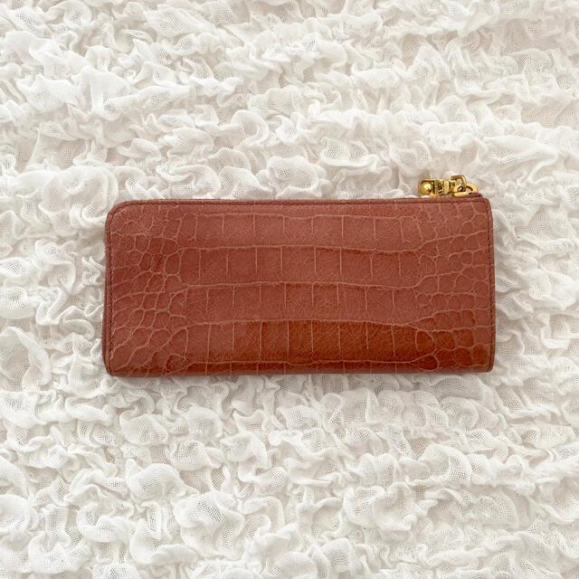 miumiu(ミュウミュウ)のミュウミュウ財布 レディースのファッション小物(財布)の商品写真