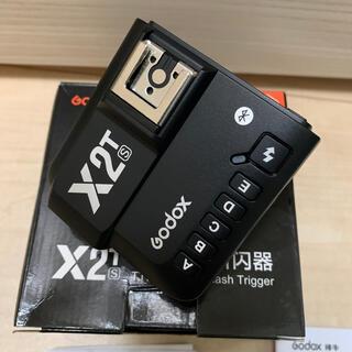 ソニー(SONY)の【Godox正規代理店】Godox X2T-S フラッシュトリガー TTL (ストロボ/照明)