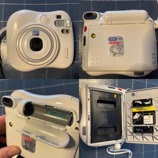 富士フイルム - FUJIFILM★インスタントカメラ チェキ instax mini 25 WH