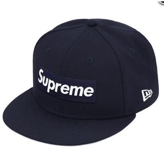 Supreme - Supreme World Famous Box Logo New Era