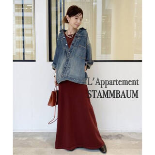L'Appartement★STAMMBAUM DENIM JACKET