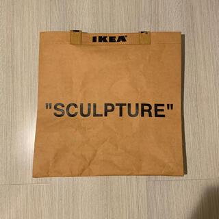 """イケア(IKEA)のIKEA MARKERAD コレクション """" SCULPTURE """"(トートバッグ)"""