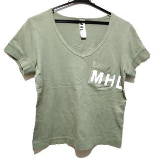 マーガレットハウエル(MARGARET HOWELL)のMHL.(マーガレットハウエル) 半袖Tシャツ -(Tシャツ(半袖/袖なし))