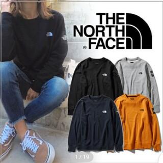THE NORTH FACE - NORTH FACE ノースフェイス トレーナー スウェット ボックスロゴ 黒
