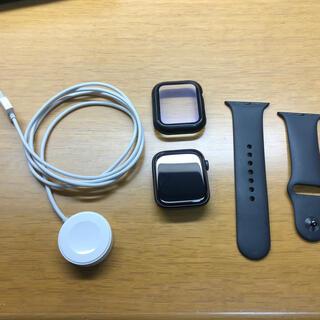 Apple Watch - アップルウォッチ5 44mm アルミニウム GPS