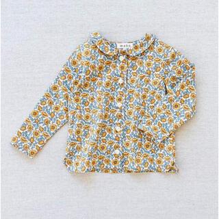 Caramel baby&child  - mabo  2020aw  リバティブラウス
