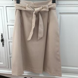 ミッシュマッシュ(MISCH MASCH)のミッシュマッシュ  セミフレアスカート再 値下げ(ひざ丈スカート)