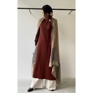 L'Appartement DEUXIEME CLASSE - アパルトモン:Knit Dress