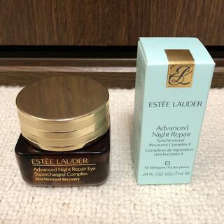 Estee Lauder - エスティーローダー☆アドバンス ナイトリペア  アイコンプレックス