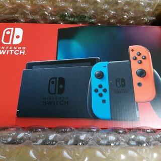 新品 Nintendo Switch ネオン