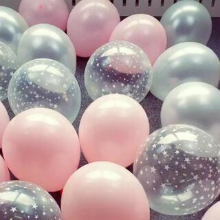 【10枚】ピンク スターバルーン 風船 装飾 結婚式 誕生日 クリスマス