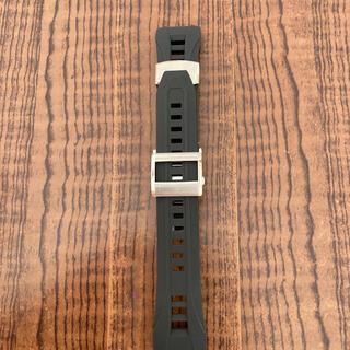 セイコー(SEIKO)のセイコー アストロン ラバーベルト シリコンバンド バックル付き 24mm(ラバーベルト)