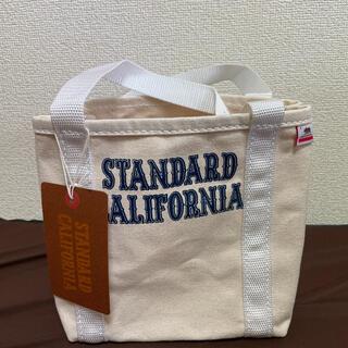 スタンダードカリフォルニア(STANDARD CALIFORNIA)のスタンダードカリフォルニア キャンバス トートバッグ(トートバッグ)