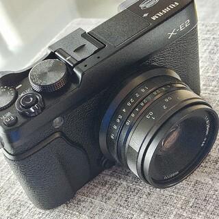 富士フイルム - ★X-E2+25mm f1.8単焦点レンズ FUJIFILM 富士フイルム