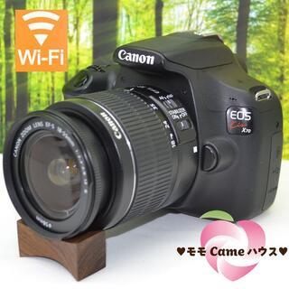 Canon - キヤノン Kiss X70☆一眼レフでより良い写真を手軽に☆1291