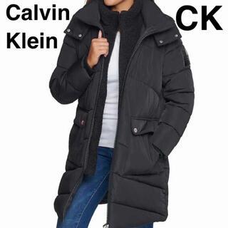 カルバンクライン(Calvin Klein)のCK カルバン クライン 新品 ブランド ダウンジャケット ロング ダウンコート(ダウンジャケット)