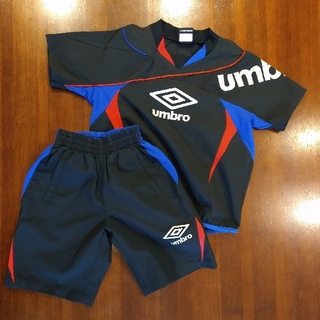 UMBRO - キッズ サッカーシャツパンツ